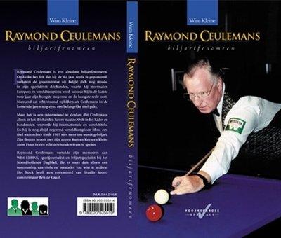 Afbeelding van Boeken, drukwerk en dvd Biljartboek Raymond Ceulemans
