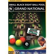 Boeken, drukwerk en dvd Biljart DVD Grand National 8Pool Rennes 2004