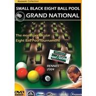 Boeken, drukwerk en dvd Billiard DVD Grand National 8Pool, Rennes 2004