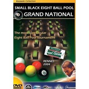 Biljart DVD Grand National 8Pool Rennes 2004