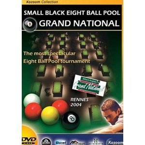 Billiard DVD Grand National 8Pool, Rennes 2004