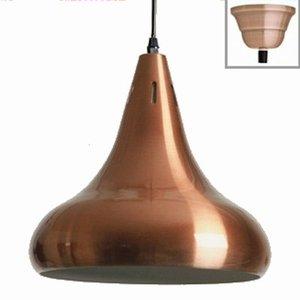 Copper lamp Red matt