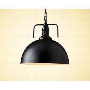 Lamp sixties 30 cm. LET OP In het Wit.