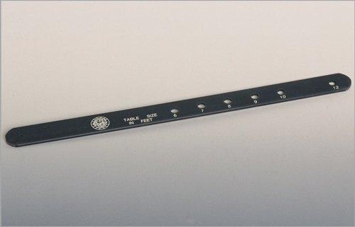 Afbeelding van Markeer onderdelen Snooker markeerlat