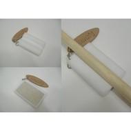 Schuur en slijp BillKing teflon sander & shaper
