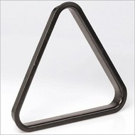 Triangels en balschalen Triangle plastic various sizes