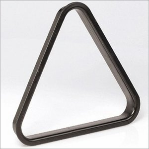 Triangle plastic various sizes