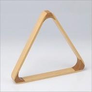 Triangels en balschalen Triangel hout naturel