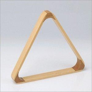 Triangel hout naturel