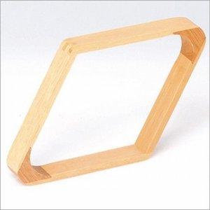 9 ball triangel hout naturel