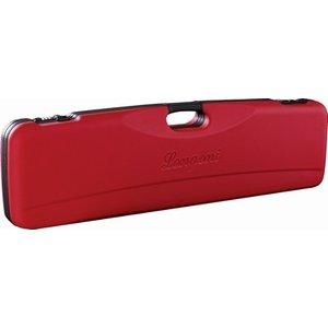 Koffer 2B/4S+ ext. Longoni ABS Diablo Rood