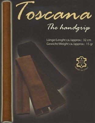 Afbeelding van Handgreep Biljart keu handvat Toscana suède
