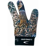 """Handschoen Billiard glove Wildlife """"Leopard"""""""