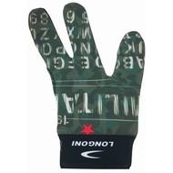 """Handschoen Billiard glove """"Military 2"""""""