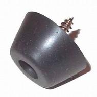 Keu onderdelen Billiard cue bumper with screw hole