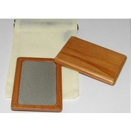 Schuur en slijp Sanding board. with a lid