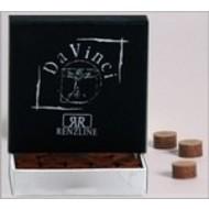 Keuenreparatie pom en dop Cue tip + cap repair Da Vinci Renzline