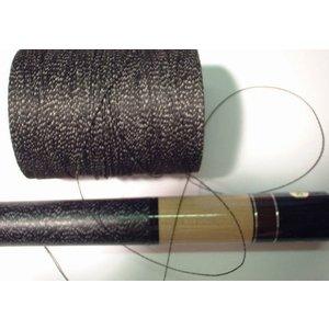 New winding pool cue Irisch Black Linen