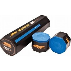 Krijt Predator billiard chalk blue