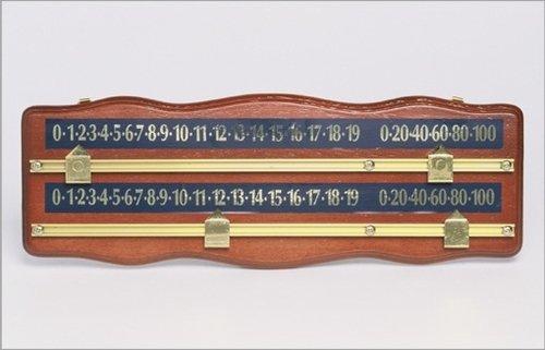 Afbeelding van Scoreborden Snooker scorebord klein