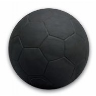 Tafelvoetbal Soccer table ball profile Black soft. Set advantage