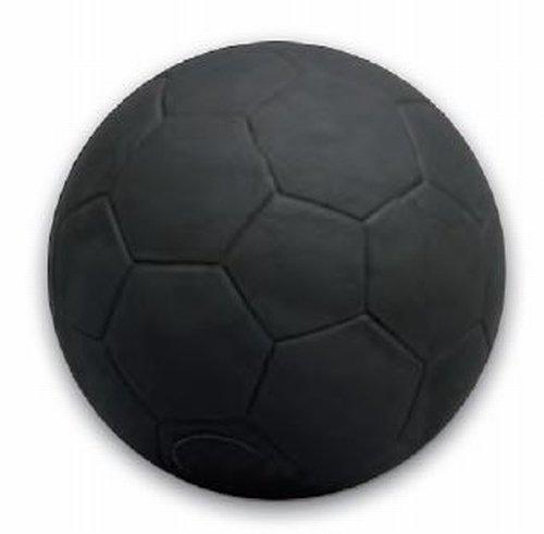Afbeelding van Tafelvoetbal Tafelvoetbal Bal profiel Zwart zacht