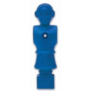 Soccer table doll Lady Blue