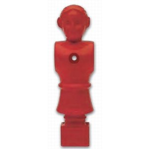 Soccer table doll Lady Red