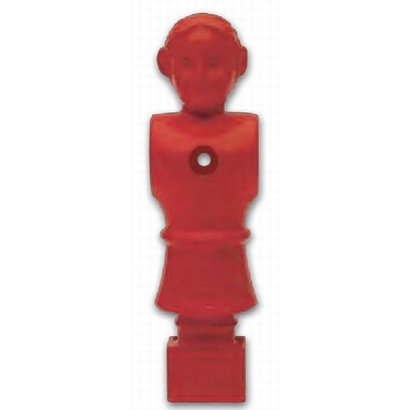 Tafelvoetbal Tafelvoetbal Pop Lady Rood. Diameter 16 mm