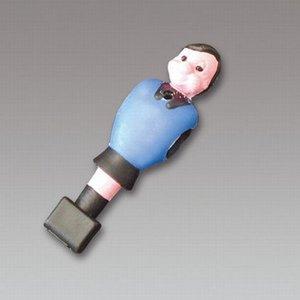 Soccer table doll Garlando Blue