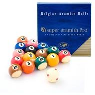Aramith poolballen Pool Balls Aramith Super pro pool balls - Copy