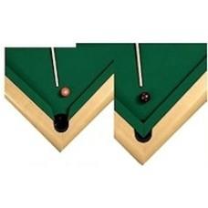 Combination of billiards
