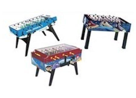 Bedrukken voetbaltafel