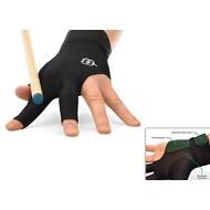 Handschoen McDermott billiard gloves prof.