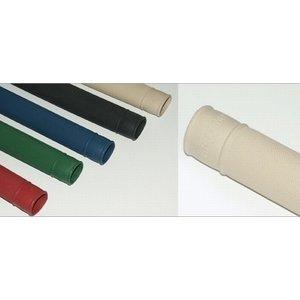 Billiard cue grip 38 cm with special profile