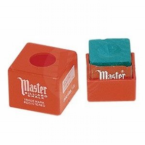 Billiard Chalk in holder. Master
