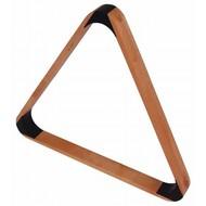 Triangels en balschalen Triangel hout naturel coloured