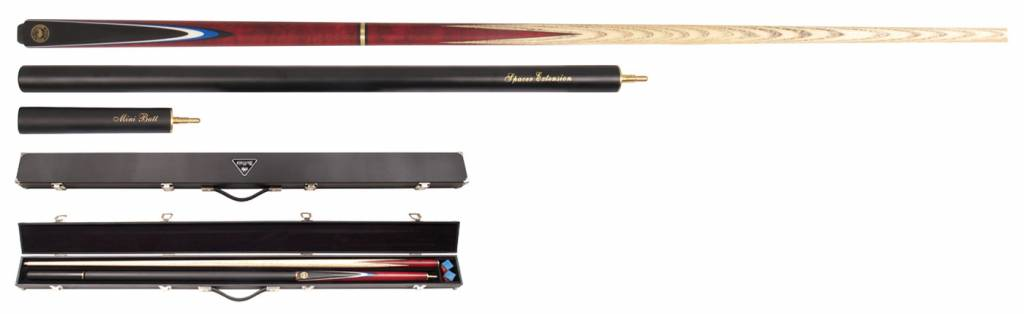 Afbeelding van BUFFALO Snookerkeu all-in set deluxe Buffalo 3/4