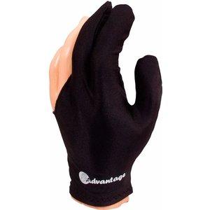 Handschoen Advantage zwart, medium