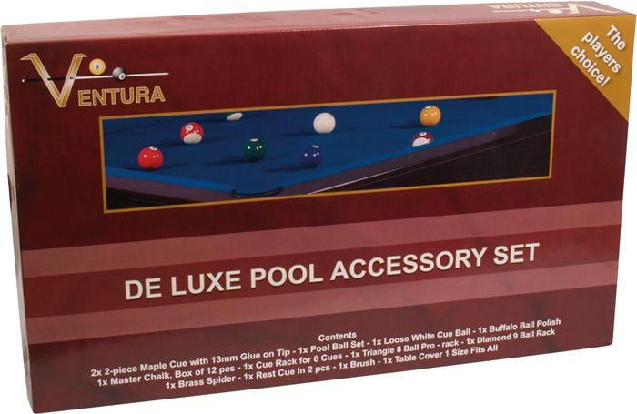 Afbeelding van VENTURA Accessoire pakket pool DeLuxe Ventura