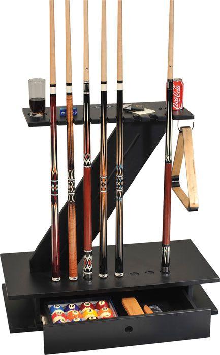 Afbeelding van Keurekken Cue stand Model Z for 8 Cues