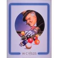 BUFFALO Poster - WC FIELDS TOP HAT  76x61