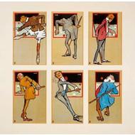 BUFFALO Poster Vintage - Magnifique