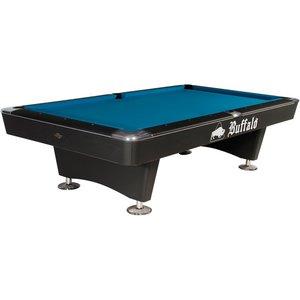Pool table Buffalo Dominator 8 and 9 ft black