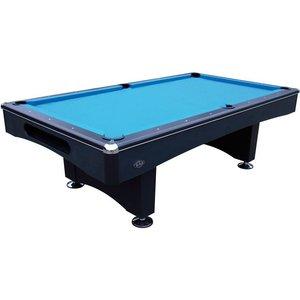 Pooltafel Buffalo Eliminator II, 6, 7, 8 of 9 ft zwart