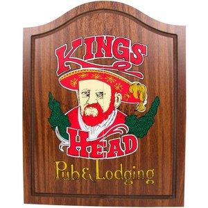Dart kabinet Kings Head full colour