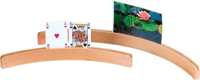 Afbeelding van overige spelen poker Kaarthouder hout