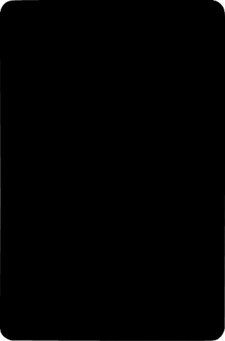 Afbeelding van overige spelen poker Cut Card Zwart