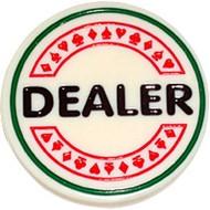 overige spelen poker Dealer Button