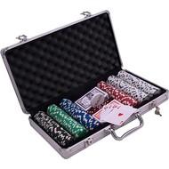 overige spelen poker Poker Koffer aluminium 300 Dice